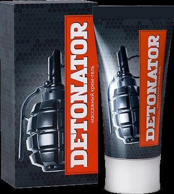 Крем-гель Детонатор для увеличения члена купить в Абакане