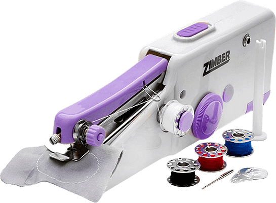Ручная швейная машинка Zimber купить