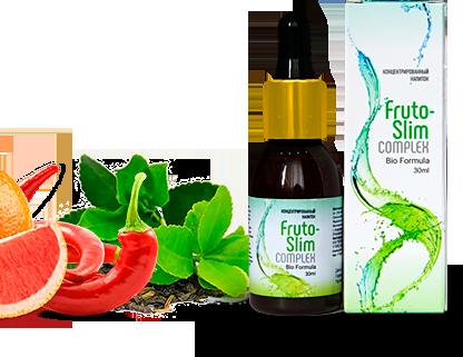 Комплекс «Fruto-Slim» для похудения купить в Ижевске