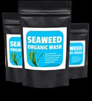Маска Seaweed Organic Mask из водорослей купить