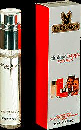 Духи с феромонами мужские Clinique Happy купить