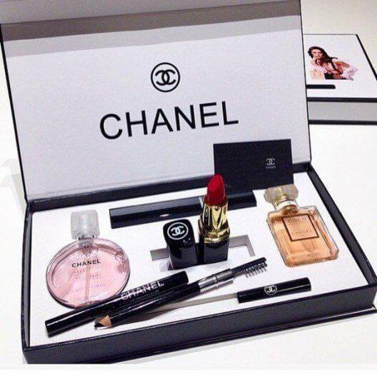 Набор 5 в 1 от Chanel купить