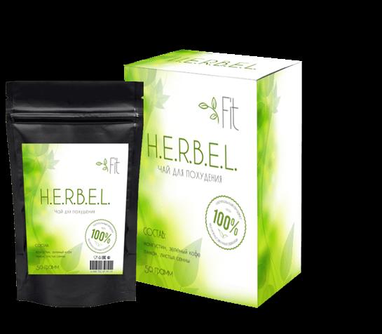 Чай для похудения HERBEL Fit купить в Абакане