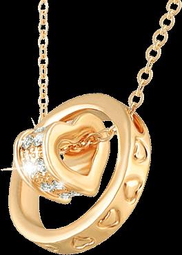 Кулон Ring Heart купить в Ижевске