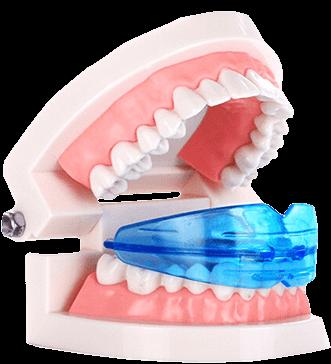 Капа Dental Trainer для выравнивания зубов купить в Амбарном
