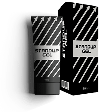 Крем «StandUp Gel» для увеличения члена купить