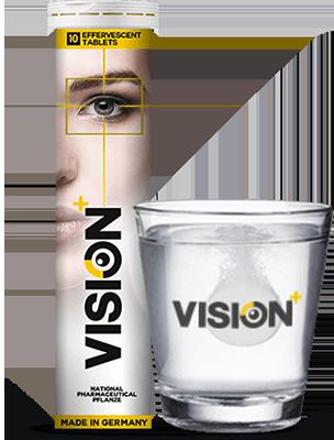 Шипучие таблетки для зрения Vision+ купить
