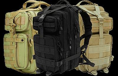 Туристический рюкзак Free Soldier для походов, охоты и рыбалки, экспедиций и спорта