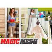 Магнитные антимоскитные шторы Magic Mesh купить в Абае