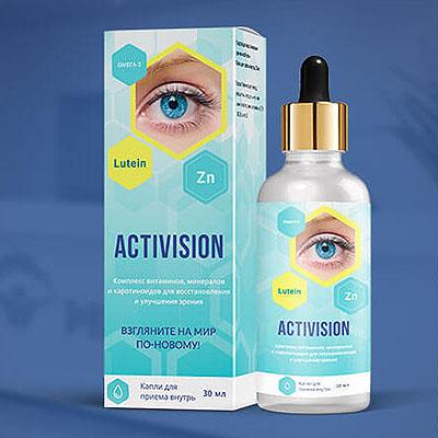 Комплекс Activision для восстановления зрения купить