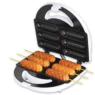 Гриль для жарки сосисок Ester Plus «Hot-Dog maker» купить