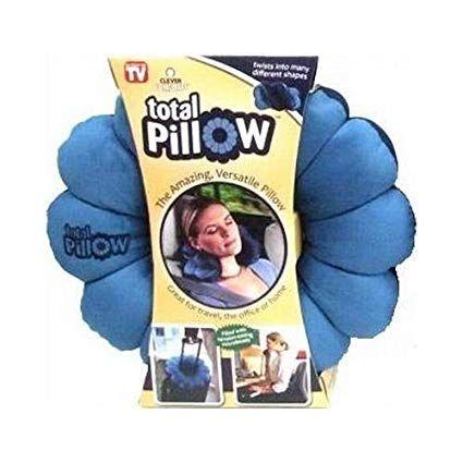 Подушка-трансформер Total Pillow для релаксации мышц купить в Алущевске