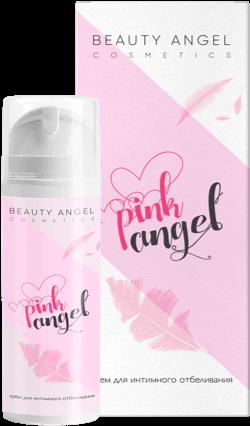 Крем-маска «Pink Angel» для интимного отбеливания купить