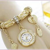 Часы-браслет Pandora + серьги Dior купить в Абом