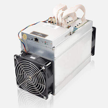 AntMiner T9+ miner 10.5TH/s + BITMAIN APW3++ power