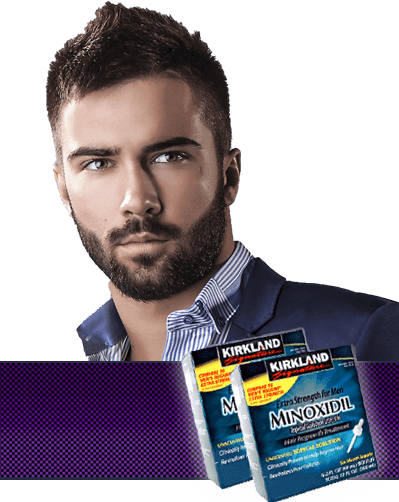 Раствор «MINOXIDIL» для роста волос купить в Алущевске