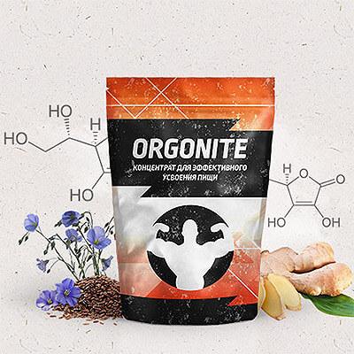 Концентрат ORGONITE (Оргонайт) для увеличения мышечной массы купить в Ижевске
