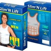 Корректирующее мужское белье Slim n Lift купить в Игре