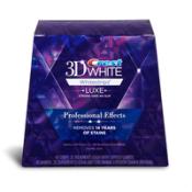 Crest 3d white для отбеливание зубов