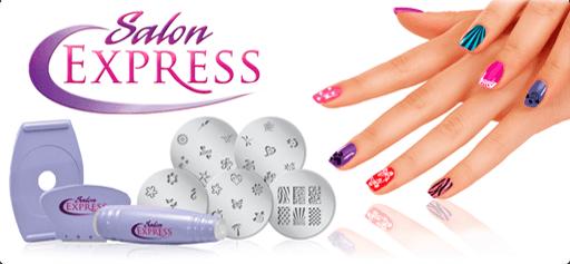 Набор для печати на ногтях Salon Express купить в Абом