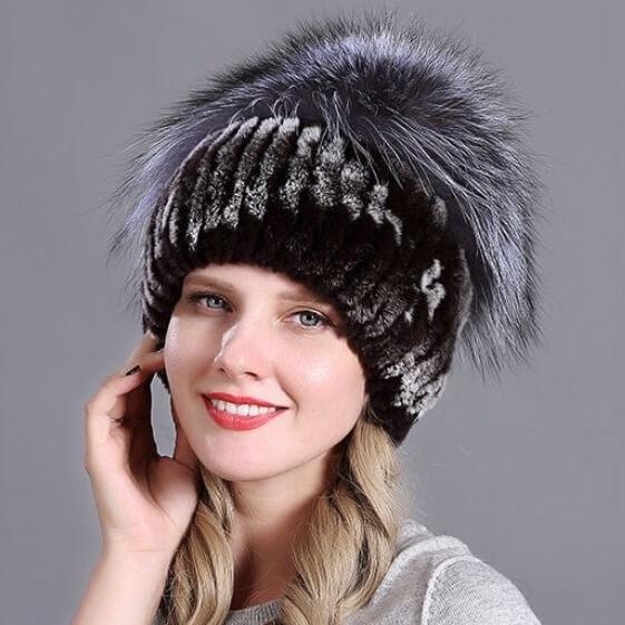 Меховая шапка Alpina Rex купить в Амге