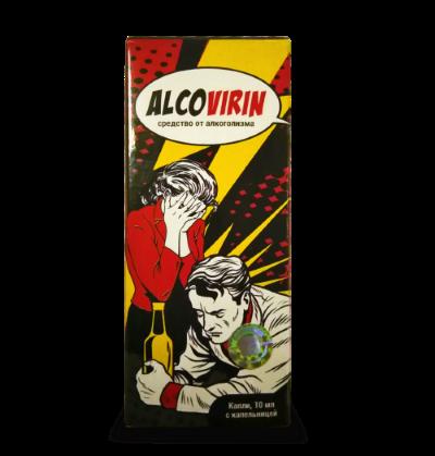 AlcoVirin - средство против алкоголизма