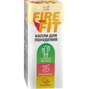 Капли для похудения Fire Fit купить