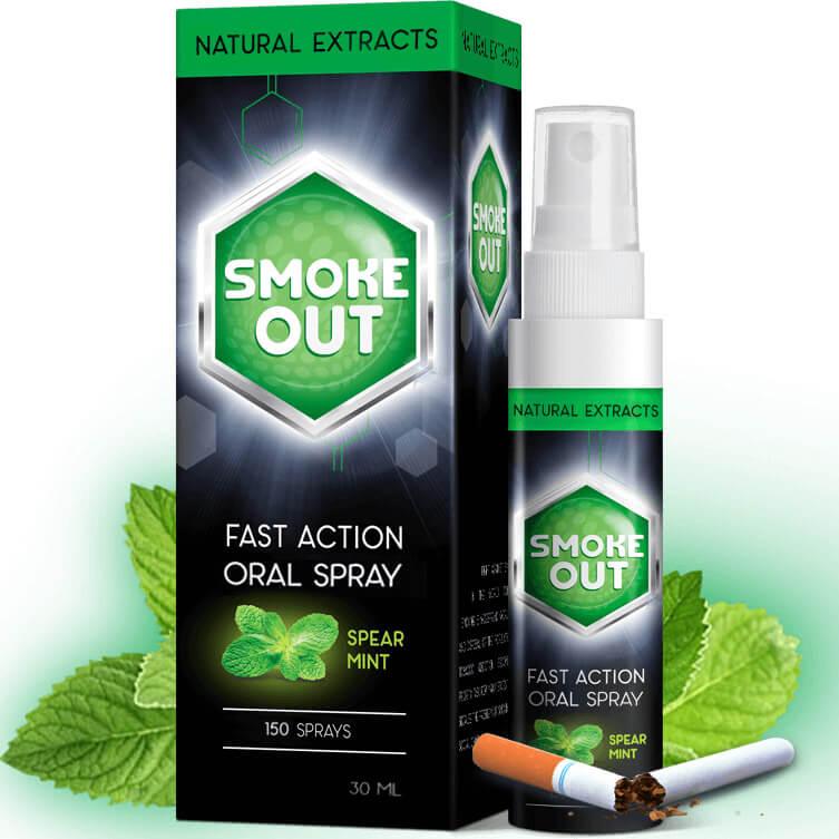 Спрей Smoke Out против курения купить в Абае