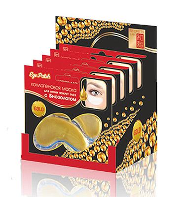 Коллагеновая маска Eye Patch для глаз купить в Игре