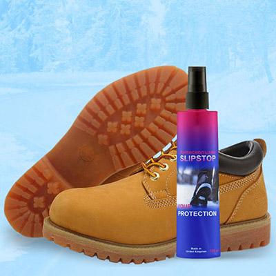 Антискользящий спрей для обуви SlipStop купить