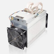 AntMiner T9+ miner 10.5TH/s + BITMAIN APW3++ power в Абатском